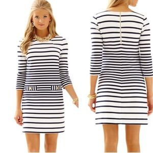 Lilly Pulitzer Charlene Striped Dress